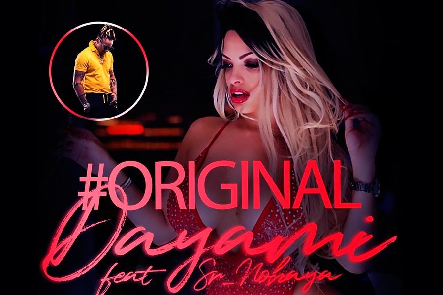 """Dayamí Padrón estrena el ardiente videoclip de """"Original"""" ft Sr Nohaya"""