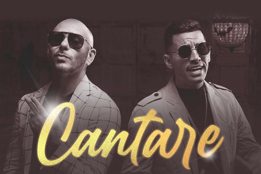 """Pitbull lanza el videoclip """"Cantare"""" junto al cubano Lenier Mesa"""