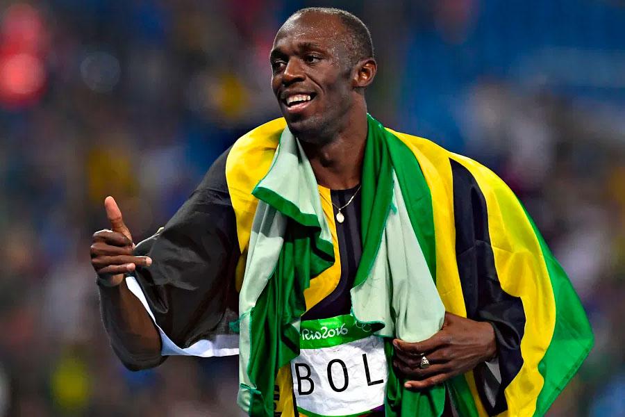 """Usain Bolt resurge como cantante con """"Living the dream"""""""