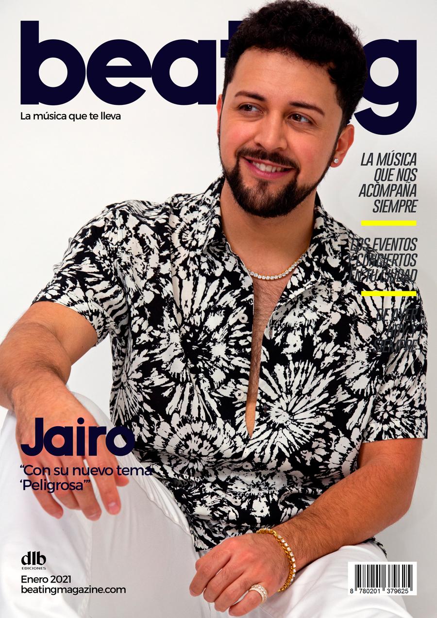 Jairo portada beating magazine