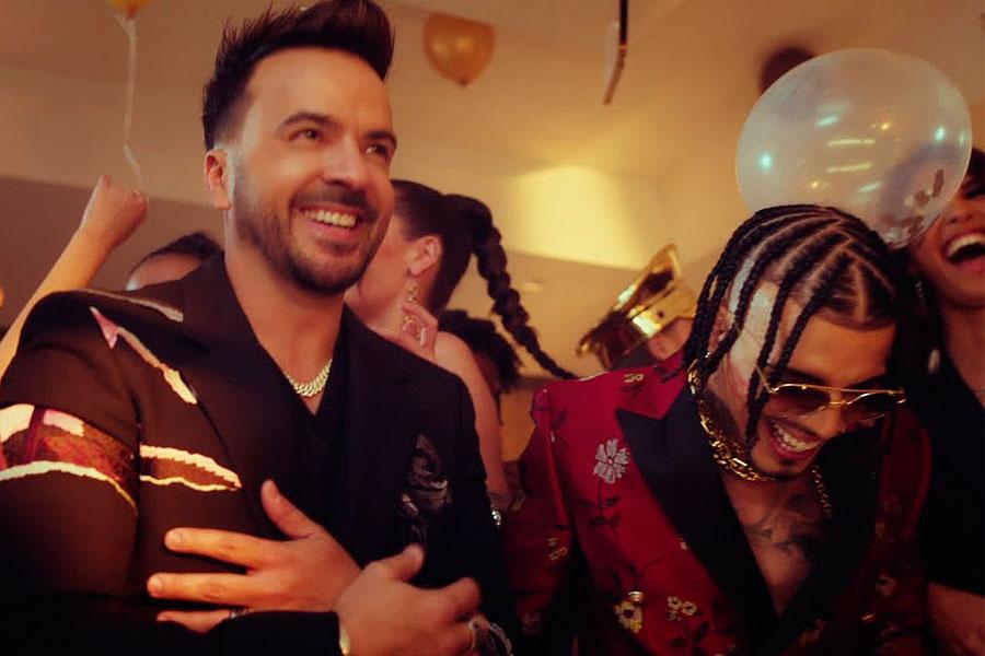 """Luis Fonsi y Rauw Alejandro estrenan el videoclip """"Vacío"""""""