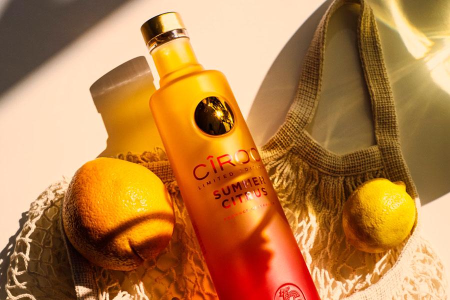 """CÎROC Ultra-Premium Vodka y Sean """"Diddy"""" Combs lanzan una sorpresa veraniega con CÎROC Summer Citrus"""