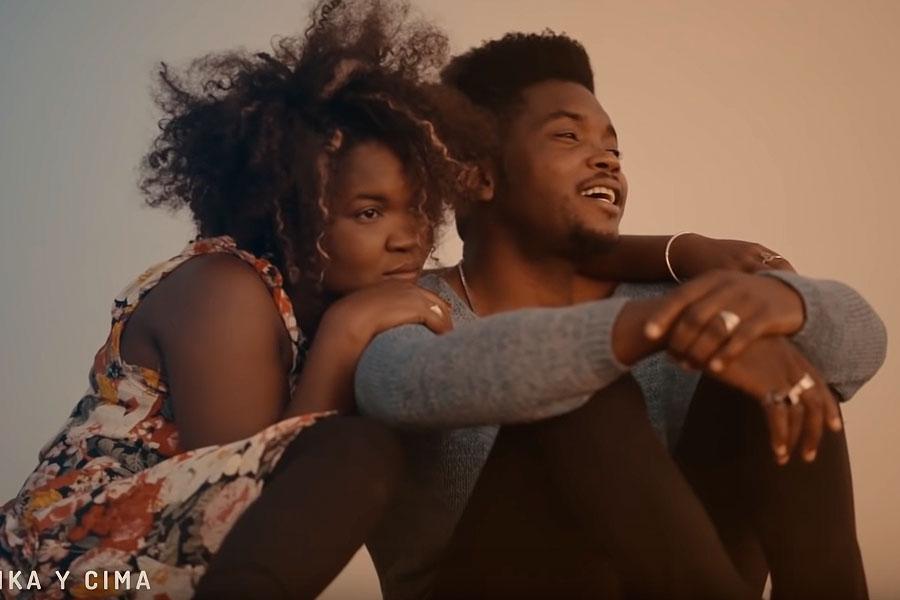 """Cimafunk estrena videoclip de """"Parar el tiempo (remix)"""" junto a la cantante mexicana Salma"""