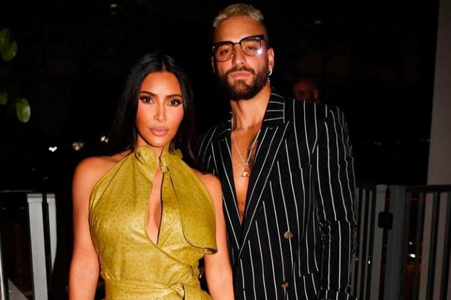Kim Kardashian, Maluma y Bad Bunny, entre los invitados de la exclusiva fiesta de Pharrell Williams