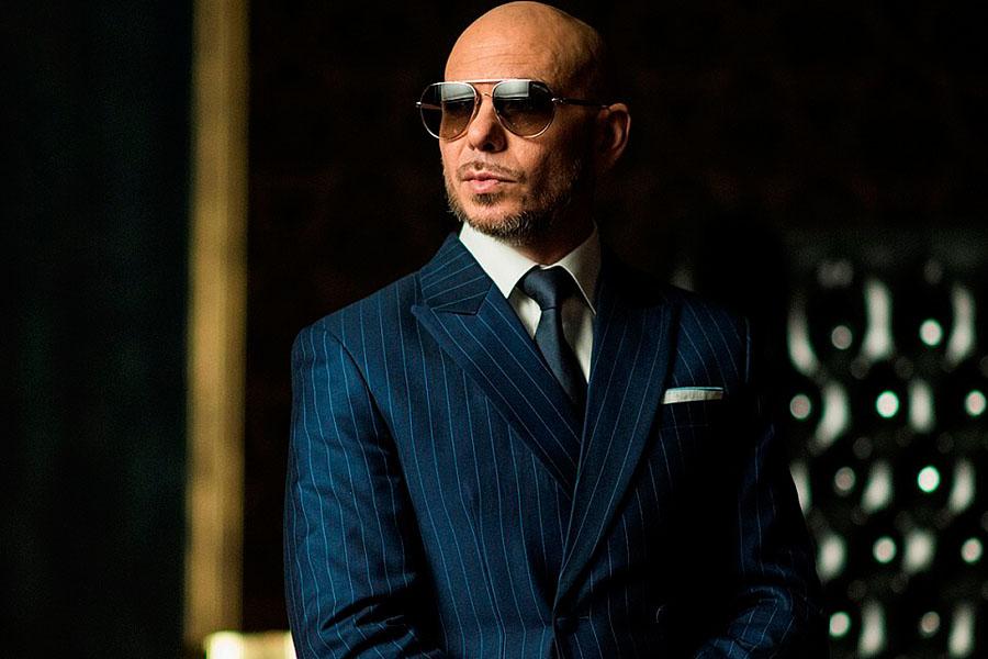 Pitbull, el cubano que se lucirá en los Latin American Music Awards