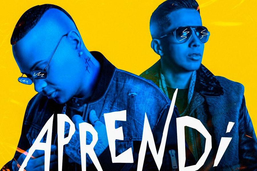 """Jacob Forever y De la Ghetto estrenan el videoclip de """"Aprendí"""""""