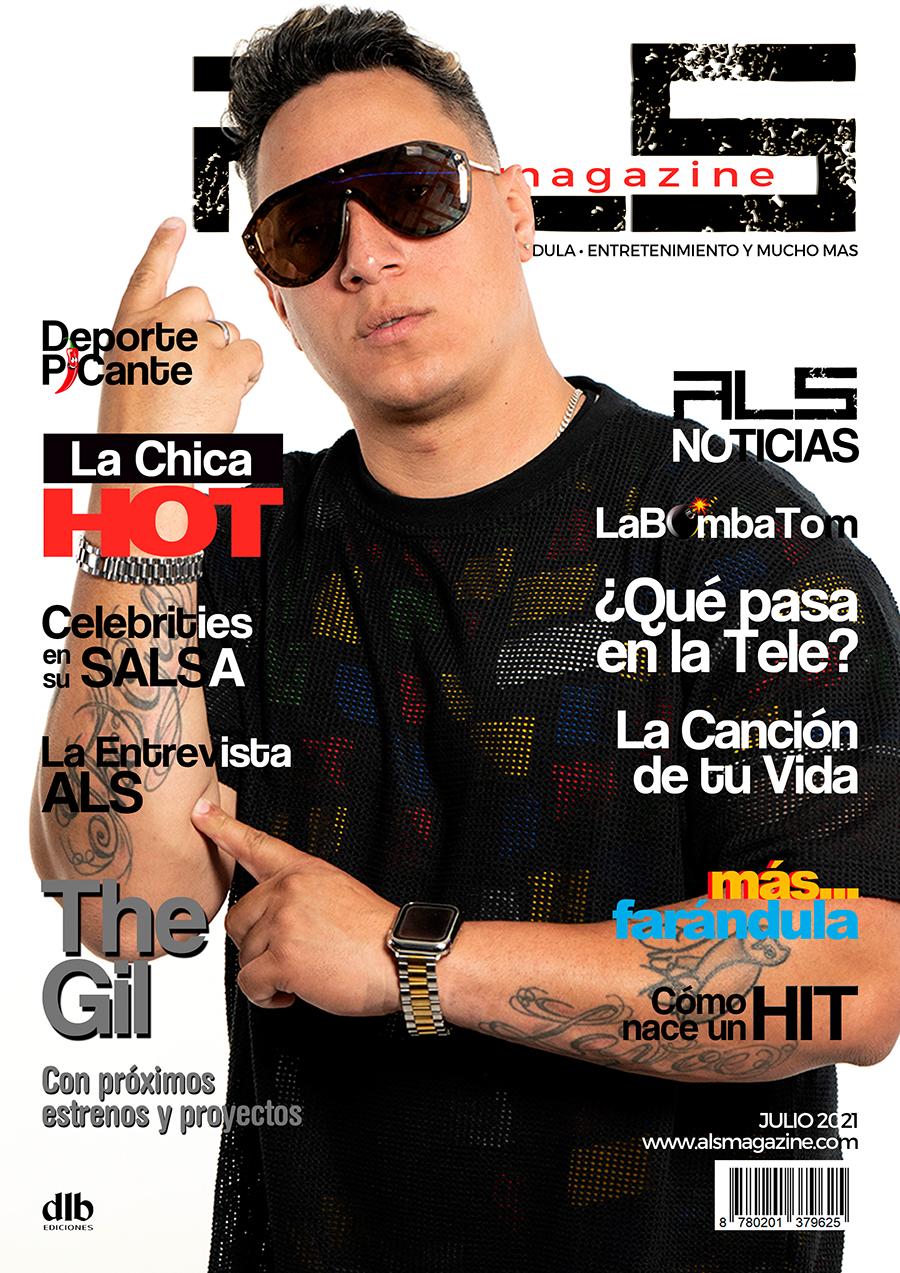 The Gil portada ALS Magazine