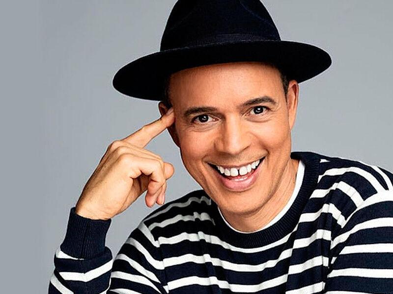 El actor y presentador cubano Alexis Valdés cumple 58 años