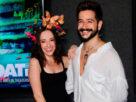 Camilo y Evaluna Montaner muy felices. El futuro bebé llevará por nombre Índigo