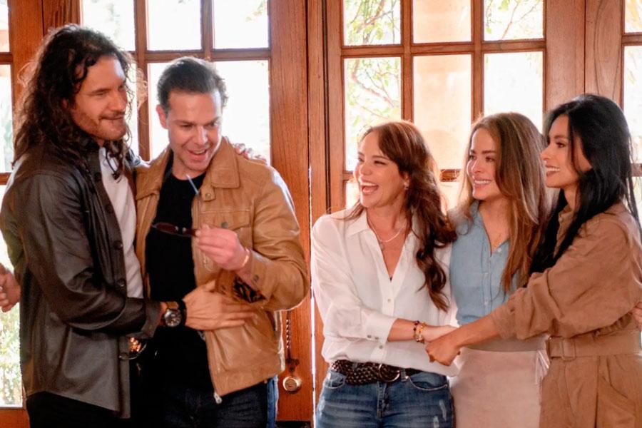 Vuelve Pasión de Gavilanes: Así fue el reencuentro de sus protagonistas 17 años después