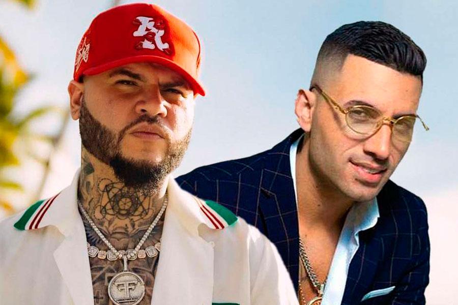 Lenier Mesa pone sabor cubano al nuevo disco de Farruko